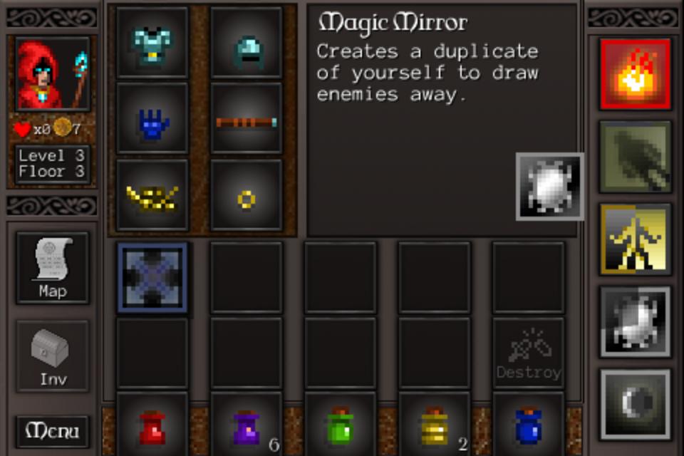 Screenshot Cardinal Quest